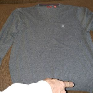 Mens Izod sweater